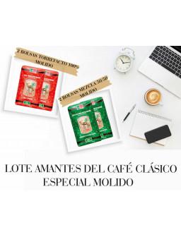 Pack Amantes del Café Clásico