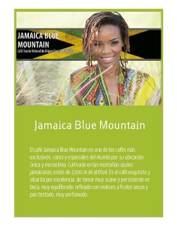 Jamaica Blue Mountain en grano Doypack 250g