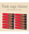 Pack Café Classic - 120 Cápsulas Compatibles