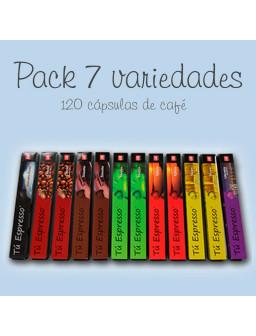 Pack 7 Variedades
