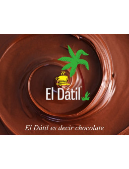 Chocolate a la taza 1000g - El Dátil