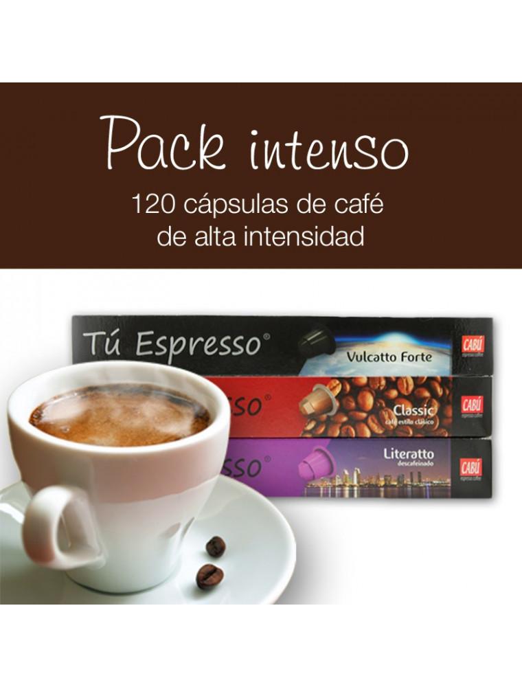 Pack Cafés Intensos