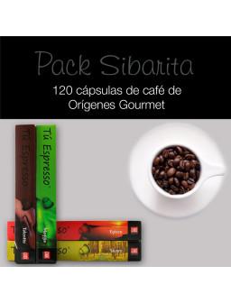 Pack sibarita - Orígenes Gourmet