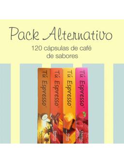 Pack Altenativo - Café de Sabores