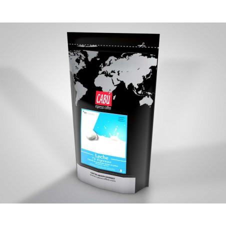 Cápsulas biodegradables de leche compatibles con Nespresso
