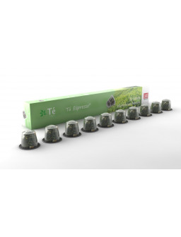 Té Verde Gunpodwer Biodegradables