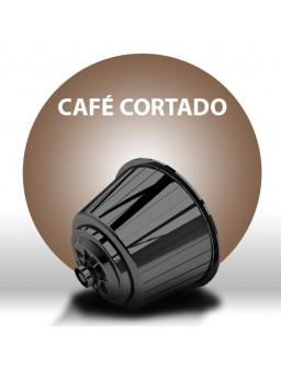 Café Cortado Cabú Coffee - Cápsula Compatible Dolce Gusto®