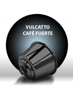 Vulcatto Café Espresso Fuerte - Cápsula Compatible Dolce Gusto®**