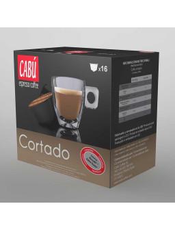 Café Cortado - Cápsula Compatible Dolce Gusto®**