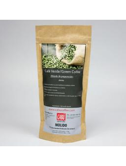 Café Verde molido - Bolsa 250g