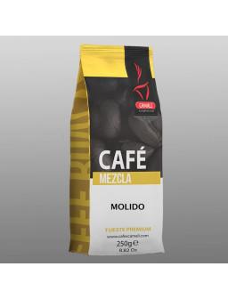 Café 50/50 Mezcla MOLIDO - Camali Premium