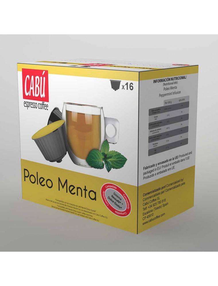 Infusión Poleo Menta - Cápsula Compatible Dolce Gusto®**