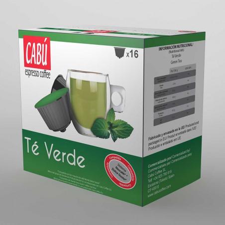 Té Verde - Cápsula Compatible Dolce Gusto®**