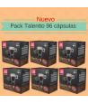 Nuevo Pack Café Talentto - Cápsula compatible con sistema **Dolce Gusto.