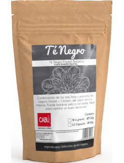 Té negro English Breakfast 150gr