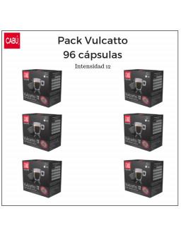 Pack Café Intensso Vulcatto - 96 Cápsulas