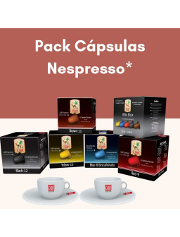 Pack 150 Cápsulas Nespresso