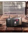 Pack Idilio: cápsula compatible con sistema Nespresso®*