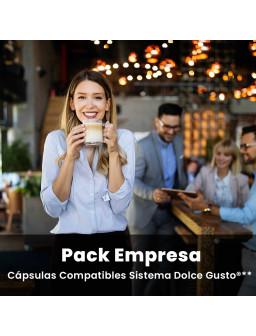 Pack Empresa Cápsulas...
