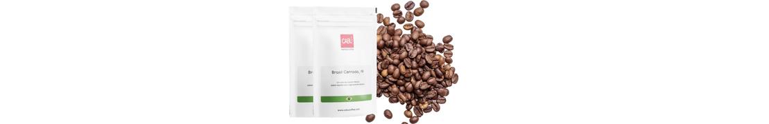 Café en Grano Orígenes