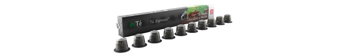 Té Compatibles Nespresso®*